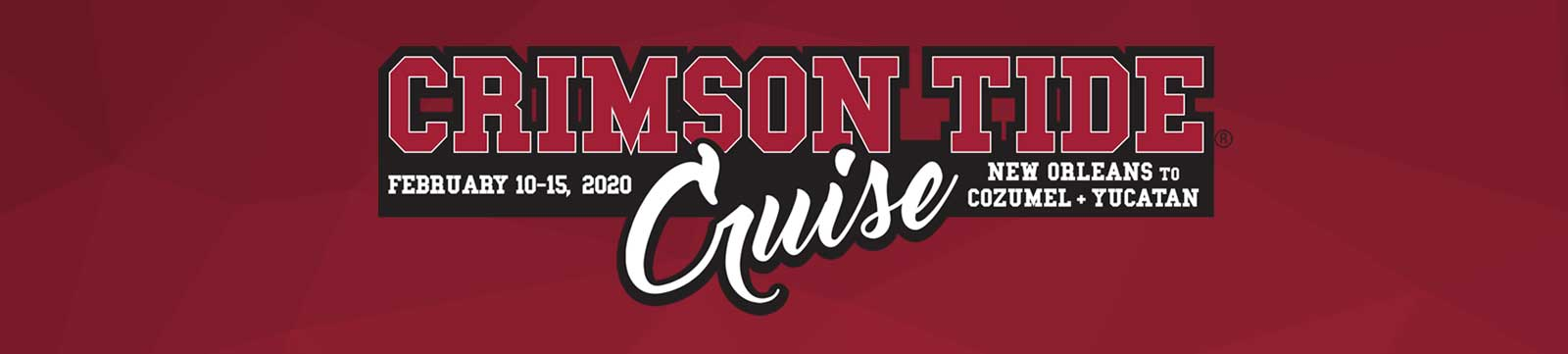 Crimson Tide Cruise | FAQ